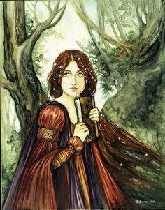 Denise Garner - Romantic Fantasy Art