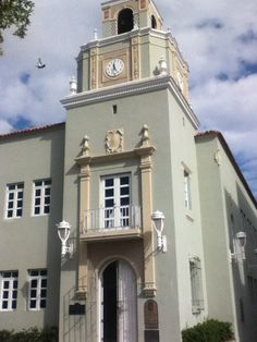 Old City Hall at Carolina Puerto Rico.