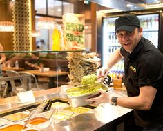 Fresh made guacamole every morning! Do you guac at Mad Mex?