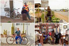 Stan Engelbrecht, Bicycle Portraits