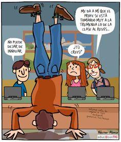 Blog de Rosa María Torres sobre Clase invertida.  #Educacion #Claseinvertida