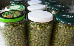 Retete Culinare - Conserva de mazare Dog Food Recipes, Beans, Homemade, Vegetables, Pickling, Veggies, Home Made, Veggie Food, Vegetable Recipes