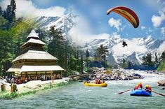 Experience riverside camping in Manali, the best places for camping in Manali on your Manali trip. You can enjoy trekking camp in Manali, highlander camp Manali and much more for a better experience. Tree Camping, Camping Holiday, Mountains At Night, Honeymoon Tour Packages, Hill Station, Incredible India, Rafting, Tourism, Travel Photography