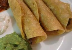Gluten Free Taquitos | Gluten Free Recipes | Gluten Free Recipe Box