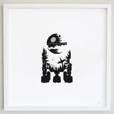 R2-D2 Print.