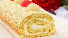 Κορμός με κρέμα λεμονιού | Επιδόρπια | Συνταγές | click@Life