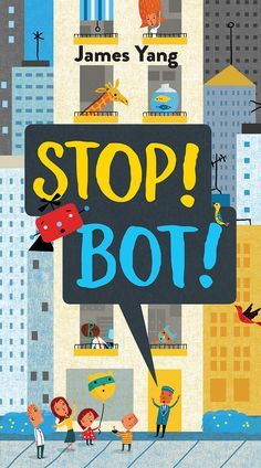 """When a little boy stops to show a building doorman his new """"bot,"""" it floats up out of his hands and the kind doorman runs up to each floor of the building to try and catch it, with help from the building's residents."""