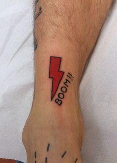 Like a thunder #traditional #tattoo