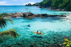Kayaking - Hilton Seychelles Northolme Resort & Spa (Seychelles)