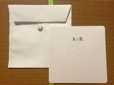 My wedding invitation - realization