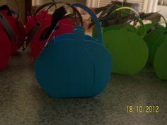 bolsitas azules de calabacita