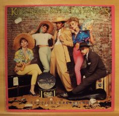 KID CREOLE & THE COCONUTS - Tropical Gangsters - mint minus - Vinyl LP - Rare