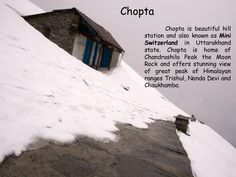 #Chopta  @Getupandgotours Adventure Holiday, Adventure Tours, Trishul, Stunning View, Beautiful, Hill Station, Himalayan, Switzerland, Safari