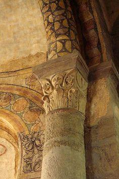 Abbatiale (XI-XIIe s.) St-André de Lavaudieu. Auvergne