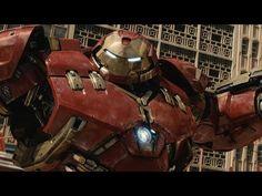 "Ultron : The Origin of Destruction ""Avengers Age of Ultron"""