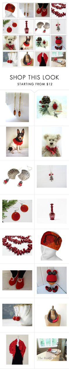 Holiday Gifts on Etsy by therusticpelican on Polyvore featuring modern, contemporary, rustic and vintage