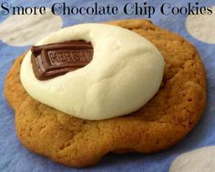 Sisters' Sweet and Tasty Temptations: S'more Chocolate Chip Cookies