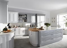Light kitchen tiles gray white kitchen ideas natural light kitchen white kitchen cabinet tile in kitchen sink light grey kitchen splashback tiles Grey Painted Kitchen, Paint For Kitchen Walls, Gray And White Kitchen, Kitchen Wall Colors, Painting Kitchen Cabinets, Kitchen Tiles, Kitchen Decor, Ikea Kitchen, Affordable Kitchen Cabinets