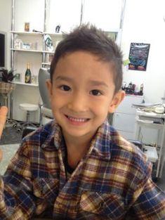 小学生の男の子におすすめの髪型って?かっこいいヘアスタイルを紹介! | メンズへアスタイル辞典
