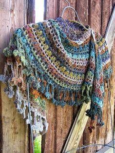 Sunday Shawl crochet - Google Search