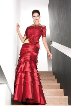 Vestido de Madrina de Carla Ruiz 2013 - Modelo 88454