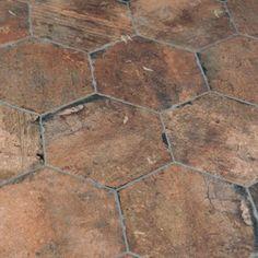 Pavimento in Cotto Possagno e Cotto San Michele Clay Floor Tiles ...