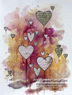 Resultado de imagen para heart artwork