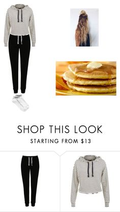 """""""Pancake day"""" by e-templeman ❤ liked on Polyvore featuring George and Calvin Klein"""