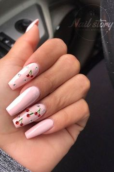 Want some ideas for wedding nail polish designs? This article is a collection of our favorite nail polish designs for your special day. Bright Summer Acrylic Nails, Best Acrylic Nails, Summer Nails, Cute Acrylic Nail Designs, Nail Polish Designs, Nails Design, Gel Polish, Edgy Nails, Stylish Nails