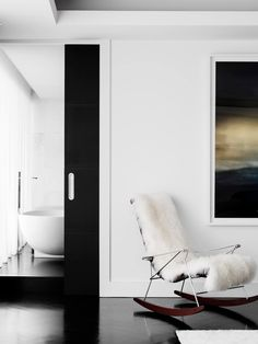 Monochrome House by Alwill Interiors | est living