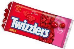 HERSHEY'S   TWIZZLERS - HERSHEY'S Licorice Candy with a Twist