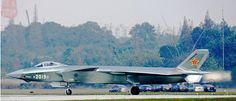 """J-20 Prototype """"2015"""", fitting given the advent of the new year."""