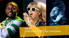 Nominalizarile Grammy 2016! Cine va castiga