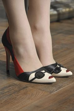 Alice + Olivia Fall 2013 – Details Design works No.2068 |2013 Fashion High Heels