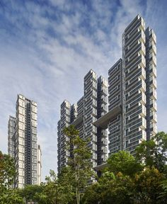 SkyTerrace Soo Khian Chan in Singapore by SCDA Architects