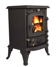Mazona Signet 4 kW Multi Fuel Wood Burning Stove