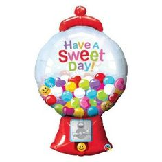 candyland balloon decorations - Google Search