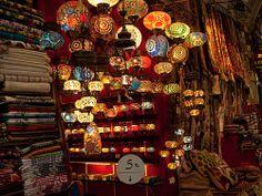 Grand Bazaar - Kapalı Çarşı - Großer Basar