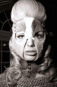 Diane Arbus portrait