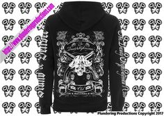 Lightweight UniSex Zip Hoodie The Dandy Highwayman's Club by Plundering Productions #plunderingproductions #goth #punk #rockabilly #heavymetal #witch #wiccan #pagan #occult #bandmerch #alternativefashion #alternativebrand #alternativegirl #alternativemodel #alternativeguy #screenprinter #screenprinting #rocker #biker #reporthatecrimes #smallbusiness #altermativeclothing #tattoowear #streetwear