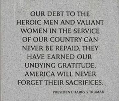 news dont forget sacrifices made heroes