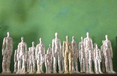 """""""Y viendo las gentes..."""" Exhibitions, Sculptures, Artists, Art"""