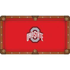 Ohio State Billiard Cloth