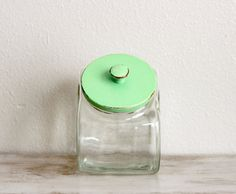"""contemporary food containers and storage by Etsy (--from Houzz-""""Artful Organizers:  Jars for Pretty Pantry Displays-L)"""