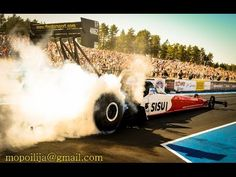 Fhra Nitro Nationals 2015 Top Fuel Slo-mo 720p