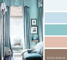 Перфектни комбинации от цветове за интериора на дома | High View Art