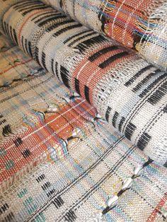 Lovely weave detail