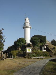 Tsurumi Saki lighthouse [1981 - Tsurumi, Ōita, Kyūshū Island, Japan]
