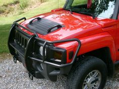 hummer h3 off road modifications - Google Search