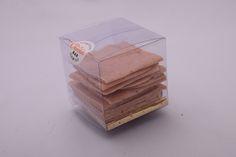 Strawberry White Chocolate Shards 100g net